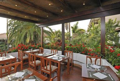 Restaurant Parque San Antonio Hotel Tenerife